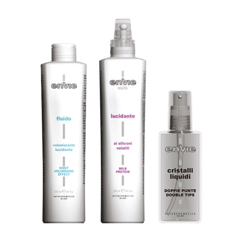 ENVIE POLISHING, VOLUMIZING, LIQUID CRYSTALS
