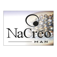NACRÈO MAN - line with extracts of black pearl