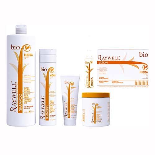 BIO-HYDRATING THE SKIN AND DRY HAIR