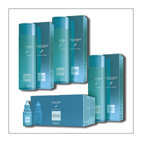 BIOMED HAIRTHERAPHY - LINE AND OILY HAIR DANDRUFF