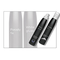 SYSTEM COLOR PRECISION - POROSITY FIX, WHITE GLOSS