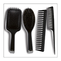 ghd BRUSHES AND COMBS