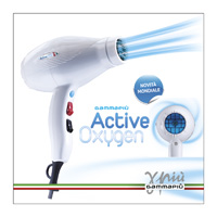 HAIRDRYER RANGE PLUS ACTIVE OXYGEN