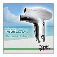 Hair dryer RANGE MORE RELAX