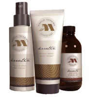 KERATIN - finishing alla keratina