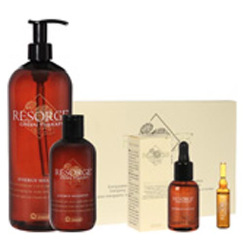 RESORGE GREEN THERAPY: FALL HAIR SUBJECT TO